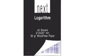 LOGARITHM BLOCK A4